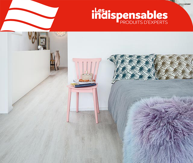 Indifloor Pure Lame - Chêne Toulon 109S