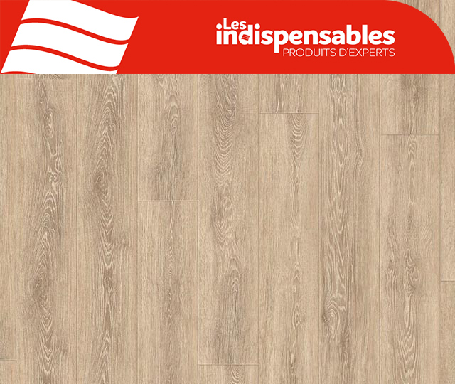 Indifloor Pure Lame - Chêne Toulon 619L