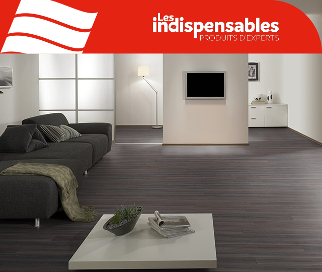 Indifloor Stratifié Excellence - Chêne stirling